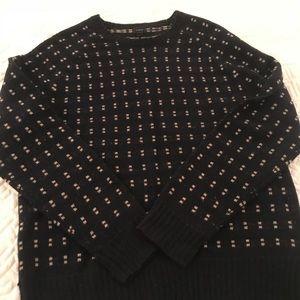 JCrew Patterned Sweater